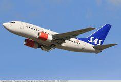 Photo Scandinavian Airlines (SAS) Boeing 737-683 LN-RPZ