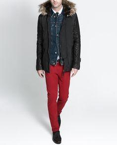 Trendencias Hombre - Hazte con uno de los abrigos de Zara que todo el mundo quiere