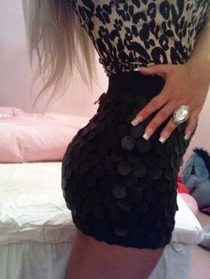 Not sure if its a skirt or shorts but I for sure love love love them.. .