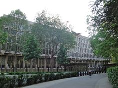Day 9: United States Embassy