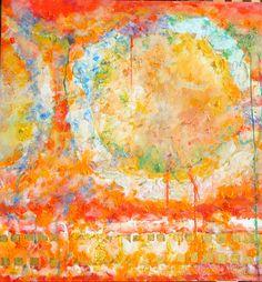 De la carta del bordado IV.  #arte #contemporaneo #elche #art #paintings #antoniasoler http://antoniasoler.com/es/blog