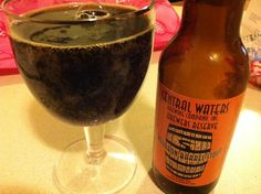 Central Waters Brewing - Bourbon Barrel Stout