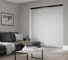 Made to measure Sheer Horizon Blinds For Your Windows | Illumin8 Blinds | Moriah Dove Colour