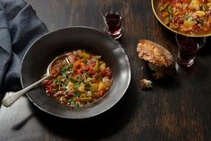 The last four soup recipes you'll ever need — with the potential for infinite variations (Mark Bittman)