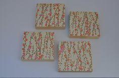 Flowers Squared: Cherry Blossoms Key by blinchikberlinfaktur