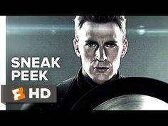 Captain America: Civil War Official Sneak Peek - Team Cap (2016) - Chris Evans Movie HD - YouTube. NEW TRAILER TOMORROW!!!!!