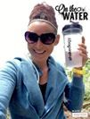 Get your water in!!!! It increases your metabolism, flushes out toxins, helps with fat loss, and keeps you hydrated so you can function properly!! . It's cheap (if not FREE)! . Easiest thing you can do to reach health and fitness goals. . So-- just DRINK it!