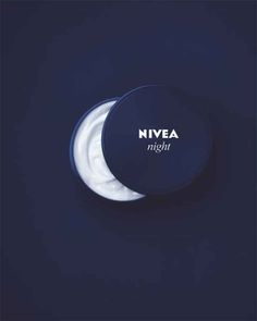 10 Creative Print Ad Campaigns That Will Make You Look Twice // Nivea Night Cream Print Advertising Campaign // Health and Beauty Print Ads, Looks Like The Moon In The Dark Night Sky Creative Advertising, Ads Creative, Advertising Poster, Advertising Campaign, Advertising Design, Advertising Ideas, School Advertising, Product Advertising, What Is Advertising