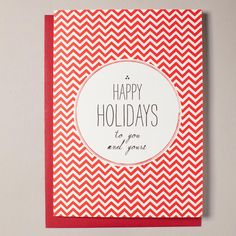 To You and Yours Holiday, Mercier Beaucoup Stationary Shop