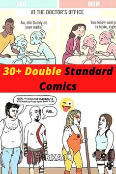Today, we live in a world where we face double standards on a regular basis. What applies to women won't apply to men and vice versa. What you can get away with when you're rich might not be the same when you're poor. We try to be unbiased, but sometimes those biases just sneak in, even if we don't mean them to.