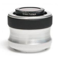 Lensbaby fisheye lens