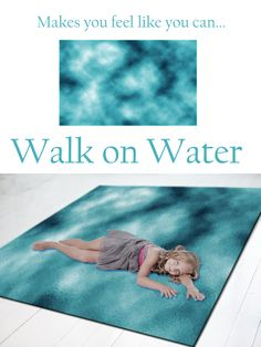 Entry for carpet design contest. Make You Feel, Like You, Walk On Water, Carpet Design, Graphic Design, Make It Yourself, Feelings, Art, Kunst