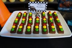 Disney Cars Birthday Party Ideas | Photo 2 of 40 | Catch My Party