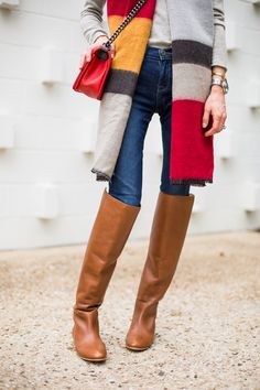 flat boots #loefflerrandall #fall