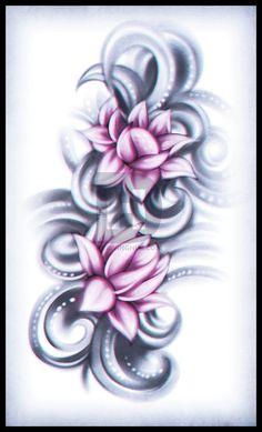gorgeous yet delicate flower tattoo designs flowers tattoo. Jasmine Flower Tattoos, Tropical Flower Tattoos, Delicate Flower Tattoo, Birth Flower Tattoos, Flower Tattoo Drawings, Small Flower Tattoos, Flower Tattoo Arm, Tattoo Design Drawings, Japanese Flower Tattoos