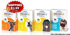 Discount Interceptor Spectrum for Dogs - buy as low as $33.95!