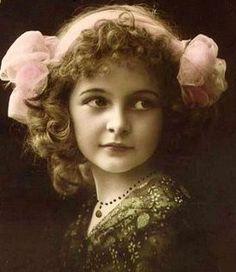 Turn of the Century ~ child portrait.