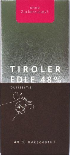 Tiroler Edle 48% Purissima Maxima