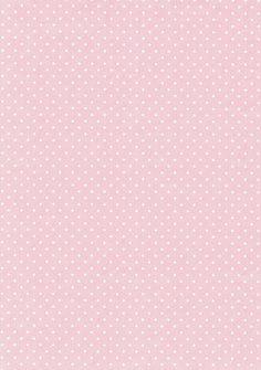Polka Dot Paper, Pink Paper, Pink Polka Dots, Printable Frames, Printable Paper, Paper Background, Background Patterns, Textile Patterns, Print Patterns