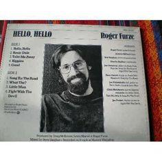 Furze, Roger -  Hello Hello CANADA 1979 Lp ss still sealed mint