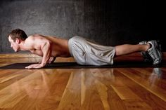 Build a Bigger Chest in Your Bedroom - 8 At-Home Workouts to Lose Weight and Build Muscle - Men's Fitness