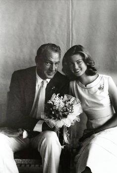 Gary Cooper & Daughter Maria Cooper Janis