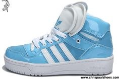 Buy 2013 New Adidas Attitude Logo Double Heart Tongue Shoes Blue Your Best Choice
