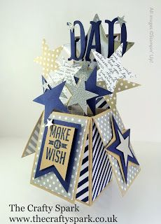 The Crafty Spark: Fathers Day - Is Your Dad A STAR