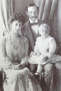 Queen Maud of Norway.