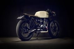 Pop Bang Suzuki GSX250 ~ Return of the Cafe Racers