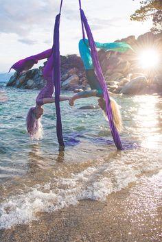 silks + mermaids