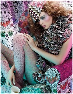 """MAC Give Me Liberty of London Collection"" 