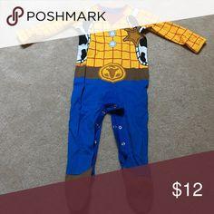 Woody PJ's Brand new w/o tags from Disney store Disney Pajamas