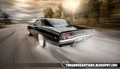 Dodge Charger 68