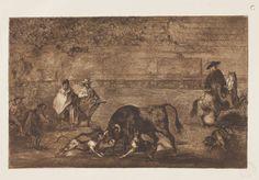 Goya en El Prado: Perros al toro