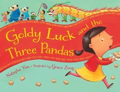 Goldy Luck and the Three Pandas: Book Chat with a FREEBIE