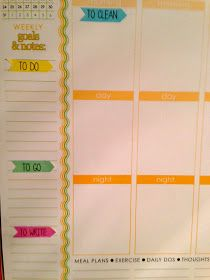 MsWenduhh Planning & Printing: Planner Flags Stickers (Free Printable)