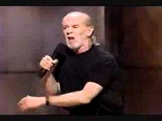 George Carlin, humoriste américain