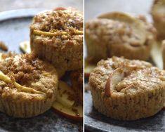 Banana Apple Muffins - danish recipe