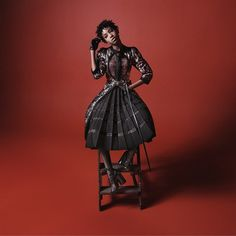 Marc Jacobs tapped an eclectic cast for his fall-winter 2015 campaign including Willow Smith and Cher.