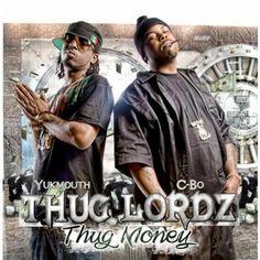 File:Yukmouth and C-Bo as Thug Lordz - Thug Money in 2010.