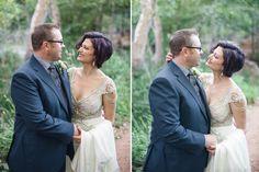 Sedona wedding photography. Intimate wedding.