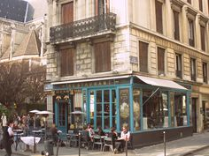 Me+Life+Coffee: Streets of Paris
