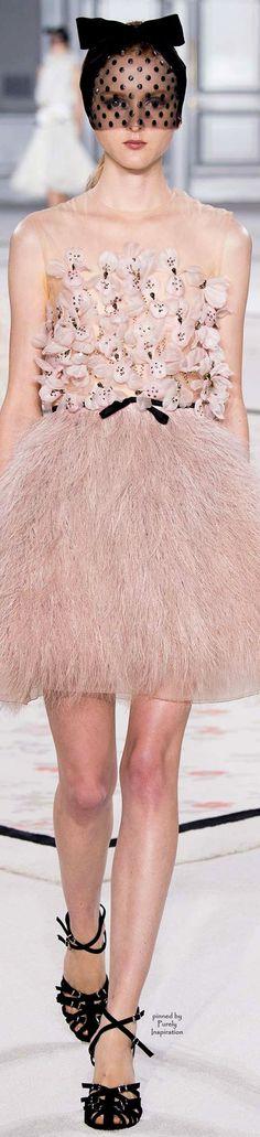 Giambattista Valli 2015 Spring Haute Couture | Purely Inspiration