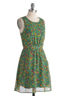 Field of Dreaminess Dress, #ModCloth (like the pockets)