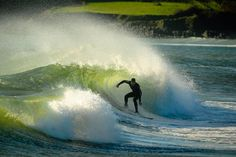 Surfing in West Cork By Ger Kelliher Photography at http://dch.ie/1BpClOE