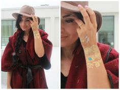 Offisiell lansering av Myjouels Tattoos Tattoos, Hats, Outfits, Shopping, Fashion, Outfit, Moda, Suits, Hat