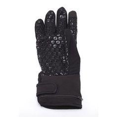 Brunton HeatSync Heated Glove Liner XS-S, Black