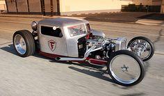 Fuel Magazine Australia - NEWS - Custom Peterbilt Hot Rod