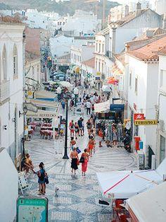 badplaats albufeira portugal